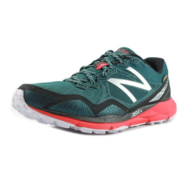 New Balance MT910 Men Round Toe Synthetic Gray Trail Running