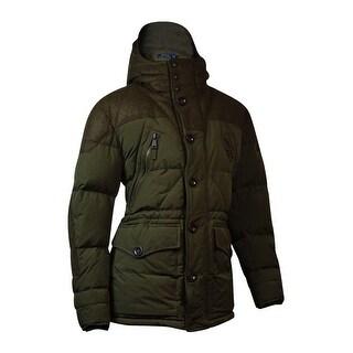 Polo Ralph Lauren Men's Puffer Jacket (XL, Litchfield)