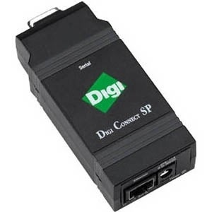 Digi DC-SP-01-S Digi Digi Connect SP Device Server - 1 x Network (RJ-45) - 1 x Serial Port - Fast Ethernet - Desktop