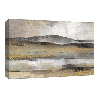 "PTM Images 9-148201  PTM Canvas Collection 8"" x 10"" - ""Rolling Hills"" Giclee Mountains Art Print on Canvas"
