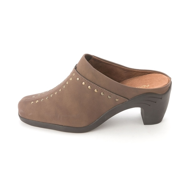 Aerosoles Women's Apple Sawce Square Toe Mules