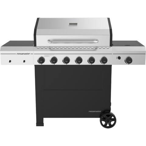 Megamaster 6-Burner Propane Gas Grill