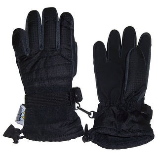 NICE CAPS Women's Thinsulate and Waterproof Premium Winter Ski Gloves