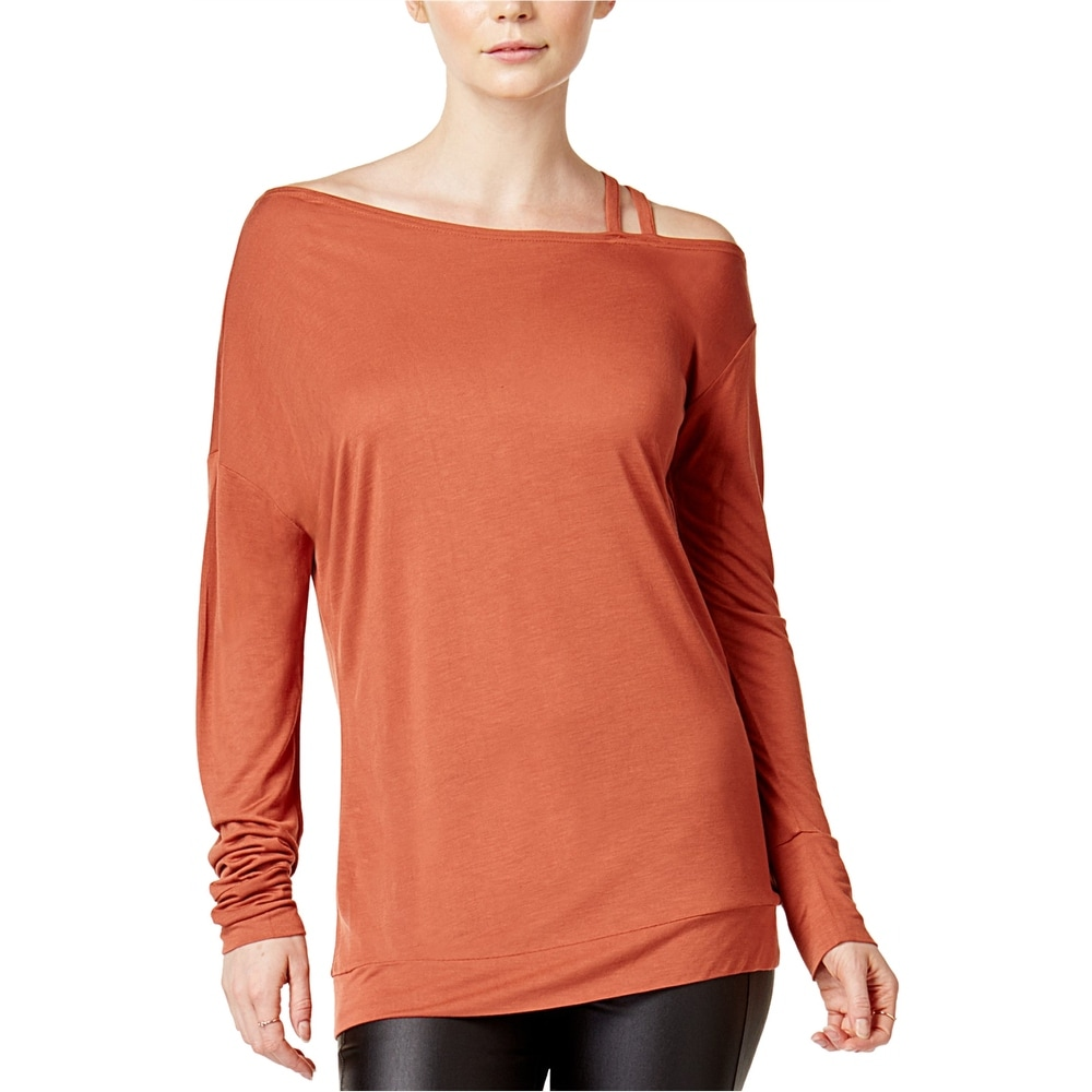 Bar Iii Womens Strappy Knit Blouse by  2020 Sale