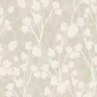 Brewster 347-20127 Lawson Green Botanical Silhouette Wallpaper - N/A
