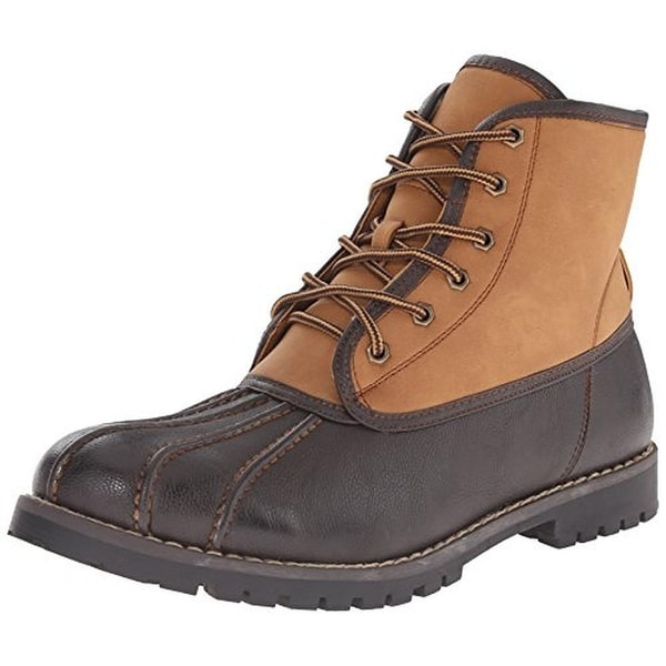 Madden Mens Cornel Winter Boots Shoes Ankle - 13 medium (d)