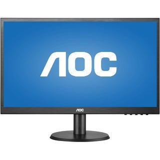 "Refurbished - AOC E2280SWDN 22"" Full HD LED Monitor 1920x1080 5ms 60Hz 16:9 VGA DVI"