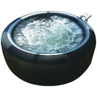 "MSpa Camero Hot Tub, 6 Person Inflatable Round 80"" / M-051S"