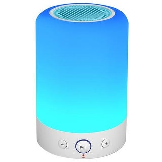 Kanstar Bluetooth Stereo Speaker & Smart Touch Color Changing Magic Lamp