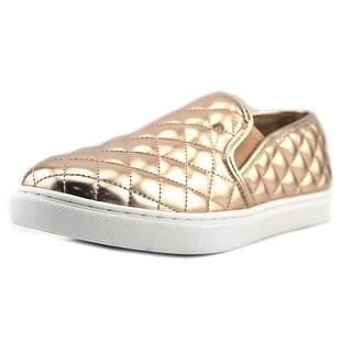 Steve Madden Ecentrcq Women  Round Toe Leather Pink Loafer
