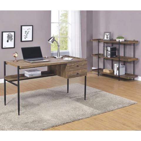 Contemporary Rustic Design Home Office Collection