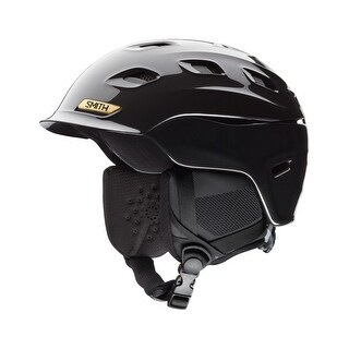 Smith Optics Helmet Womens Vantage AirEvac 2 Ventilation - MATTE BLACK