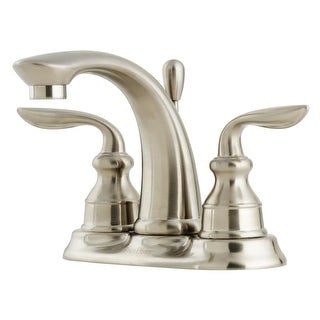 Pfister LF-048-CB0 Avalon Centerset Bathroom Sink Faucet