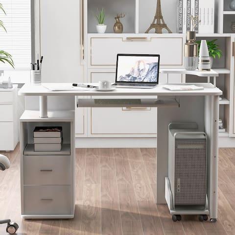 Moda Home Office Computer Desk Table