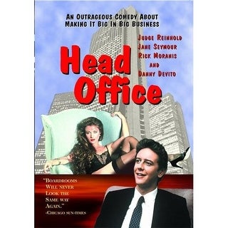 Head Office DVD Movie 1986