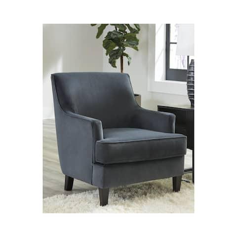 Kennewick Velvet Accent Chair