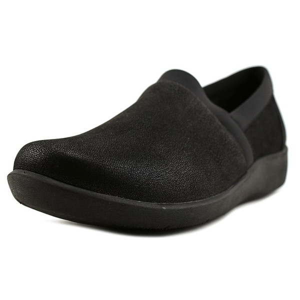 Clarks Narrative Sillian Blair Women Round Toe Synthetic Loafer