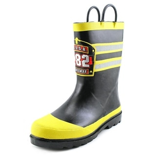 Western Chief F.D.U.S.A. FireChief Round Toe Synthetic Rain Boot