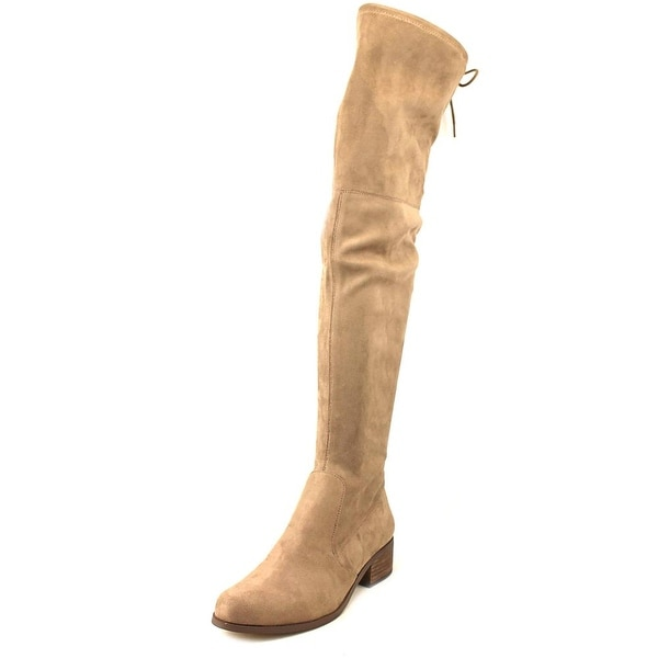 Charles By Charles David Gunter Women Round Toe Synthetic Over the Knee Boot