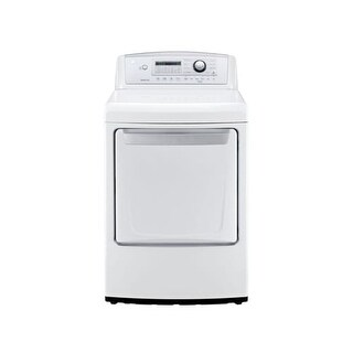 LG DLG4971 7.3 Cu. Ft. Front Load Dryer with Sensor Dry Technology