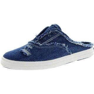 Keds Girls Champion Slip On Open Back Shoes