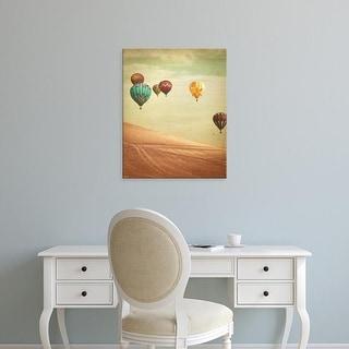 Easy Art Prints Keri Bevan's 'Wanderers' Premium Canvas Art