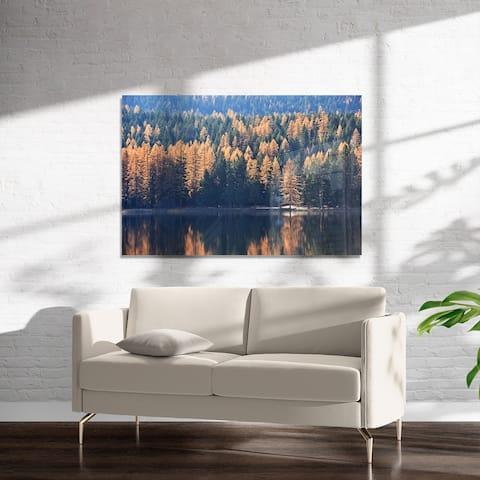 Lake Life Art on Acrylic By Robin Delean