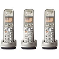 Panasonic KX-TGA421N Dect 6.0 Plus 1.9Ghz Extra Handset/Charger(3 Pack)