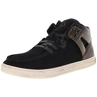 Diesel Mens Subculture Suede Lace Up Fashion Sneakers