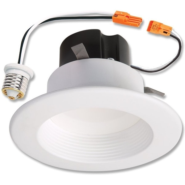 Shop Halo Rl460wh930 Led Recessed Retrofit Light With