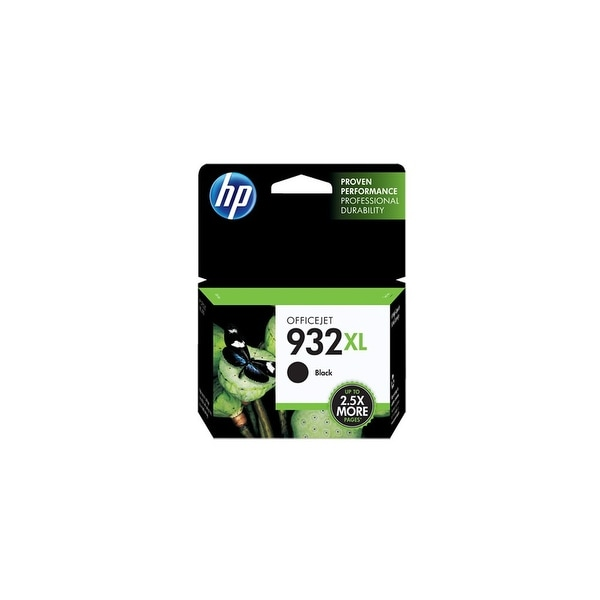 HP 932XL High Yield Black Original Ink Cartridge (CN053AN)(Single Pack)