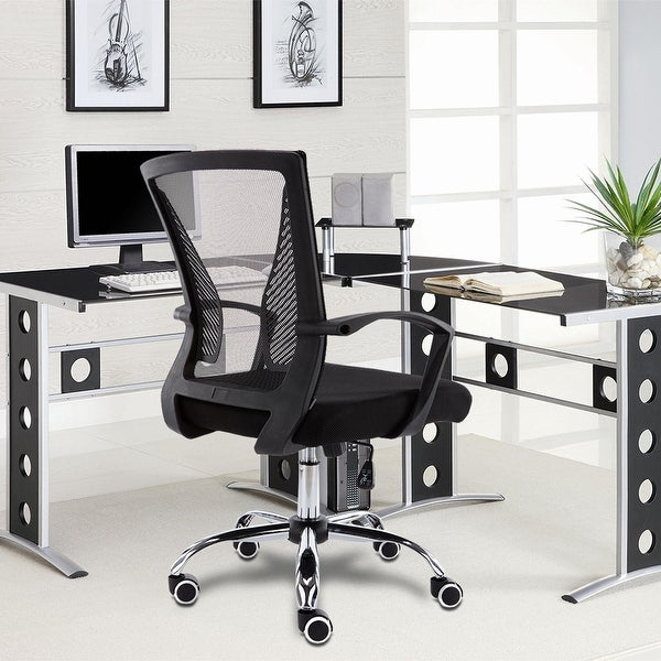 Modern Home Zuna Mid-back Office Chair. Opens flyout.