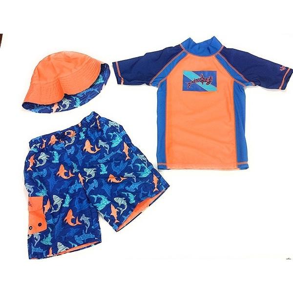 7a875cec452 Shop Uv Skinz Boys  3-piece Swim Set