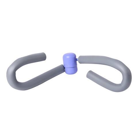 Blue and Gray Multi Functional Fitness Leg Exerciser (11.81''x4.72'')
