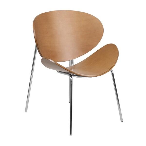 Offex Beech Bentwood Leisure Reception Chair [OF-SD-2268-7-GG]