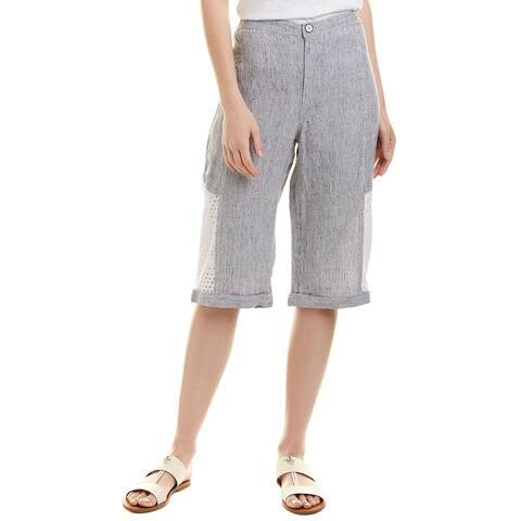 Xcvi Linen Short