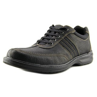 Clarks Sherwin Way Men Round Toe Leather Sneakers
