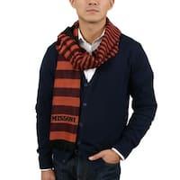 Missoni SC12WMU5078 0001 Orange Wool Blend  Scarf - 14.75 - 71