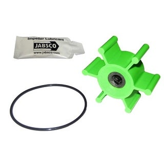Jabsco Impeller Kit - 6 Blade - Urethane - 2 Inches Diameter Impeller Kit - 6 Blade
