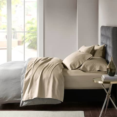 Madison Park 800 Thread Count Cotton Blend Sateen Bed Sheet Set