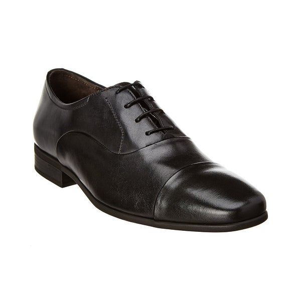Bruno Magli Mens Mario Dress Oxfords Shoes