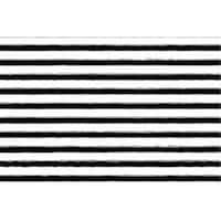 Patterned Plastic Sheet - Corrugated Metal Siding, Pack of 2