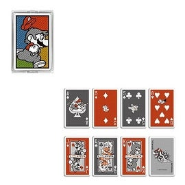 Nintendo Super Mario Retro Art Playing Cards
