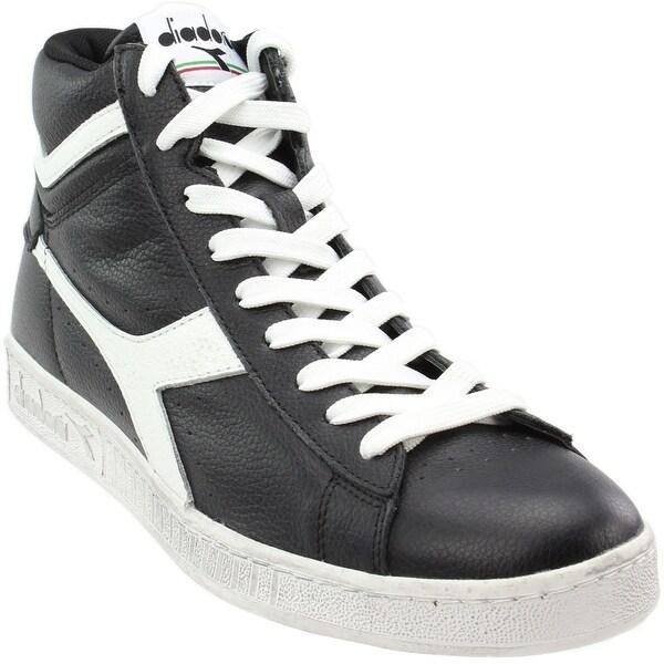 b10345b8c34b5 Shop Diadora Mens Game L Hi Waxed Athletic Sneakers Shoes - Free ...