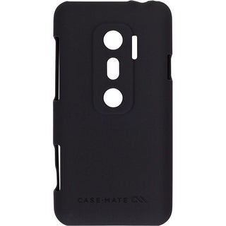 Case-Mate Barely There Case for HTC EVO 3D (Black)