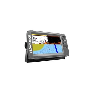 Lowrance 000-14297-001 Hook2-9 9inch SplitShot TM Transducer Display
