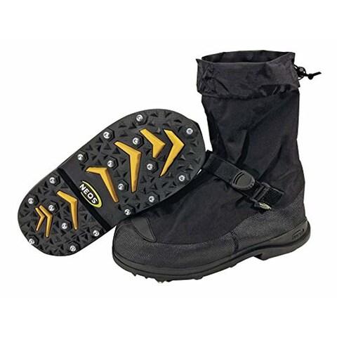 Neos Overshoe Voyager Stabilicer w/Heel Black X-Large Mens 11.5-13 Women 13-14.5