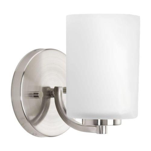 Shop Miseno MLITBH Mia Bathroom Wall Sconce Reversible - Single light bathroom wall sconce