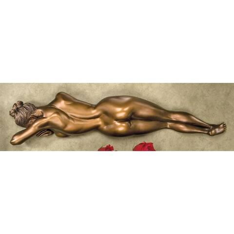 Design Toscano Restless Beauty Wall Sculpture