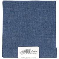 "Dark Denim - Fabric Palette Precut 18""X21"""